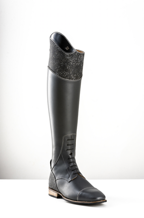 Deniro Itreccio Silver tall boot