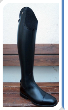 Deniro Tall Boot Milano top