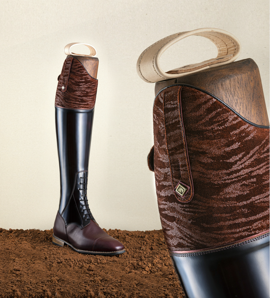 Deniro Miraggio Tall boot new