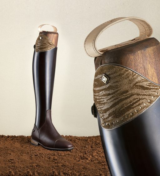 Deniro Tall boot Miraggio collection