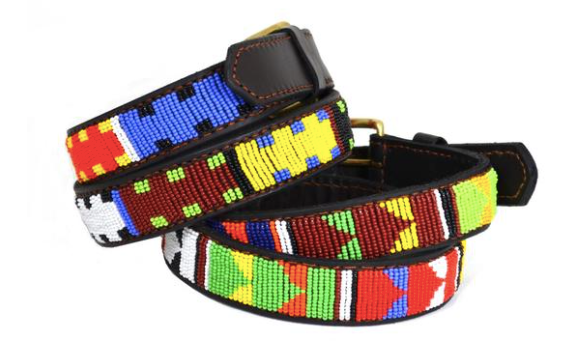 The Kenyan Collection Standard Beaded Belt