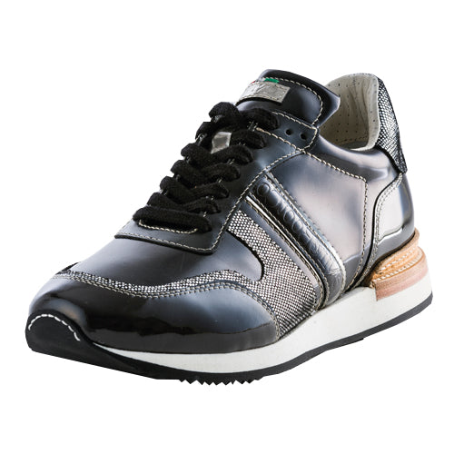 Deniro Incanto Argento Brushed Grey Sneaker