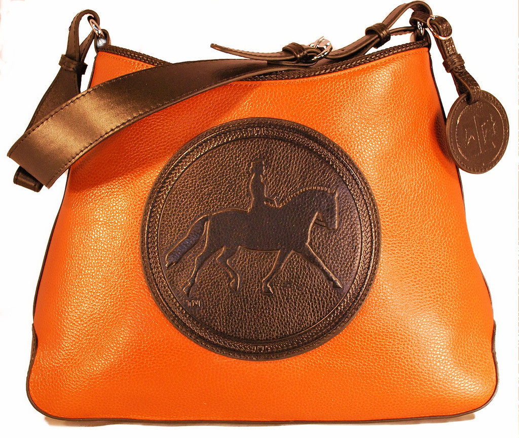 Tucker Tweed: The Tweed Manor Tote - Dressage - Gee Gee Equine Equestrian Boutique   - 17
