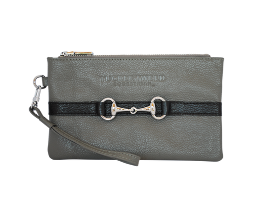 Tucker Tweed Wellington Wristlet