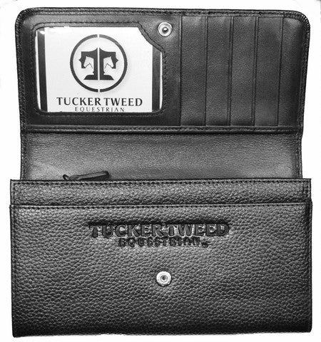 Tucker Tweed: Equestrian Wallet - Gee Gee Equine Equestrian Boutique   - 2