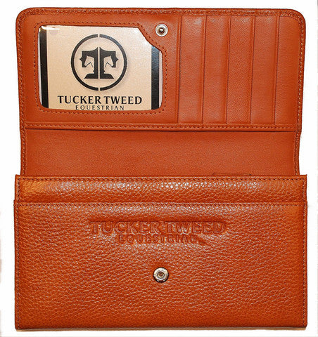 Tucker Tweed: Equestrian Wallet - Gee Gee Equine Equestrian Boutique   - 4