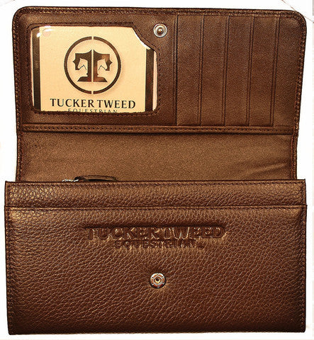 Tucker Tweed: Equestrian Wallet - Gee Gee Equine Equestrian Boutique   - 5