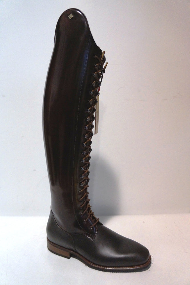 Deniro Laced brushed Dressage boot