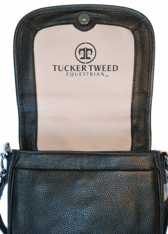 Tucker Tweed: The Camden Crossbody - Foxhunting - Gee Gee Equine Equestrian Boutique   - 19