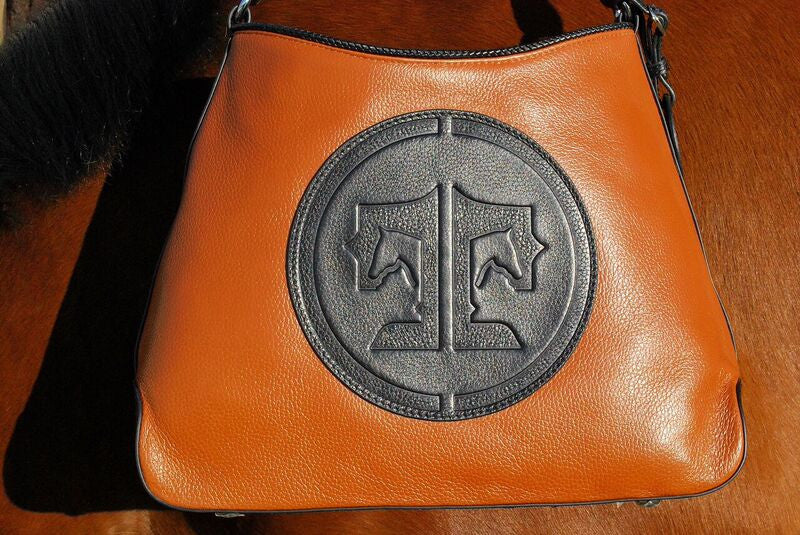 Tucker Tweed: The Tweed Manor Tote - Signature - Gee Gee Equine Equestrian Boutique   - 4