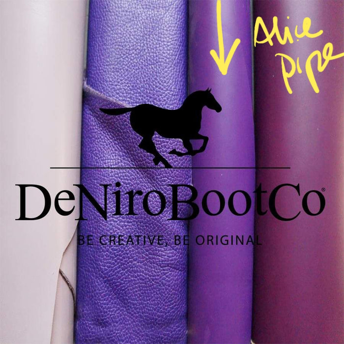 DeNiro Boots with Purple Pink accent