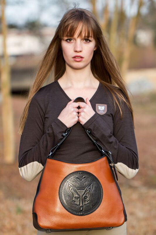 Tucker Tweed: The Tweed Manor Tote - Foxhunting - Gee Gee Equine Equestrian Boutique   - 22