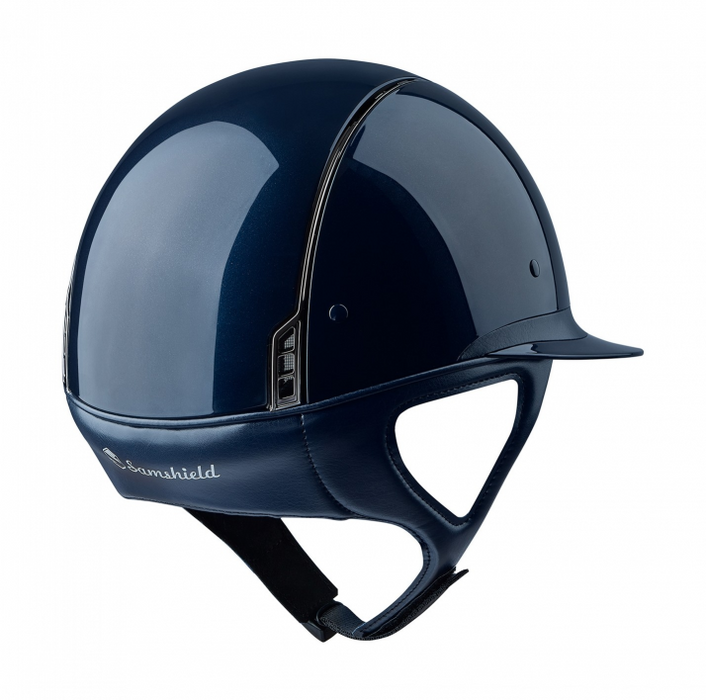 Miss Shield Glossy helmet