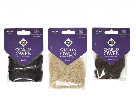 Charles Owen Hair Nets - Gee Gee Equine Equestrian Boutique