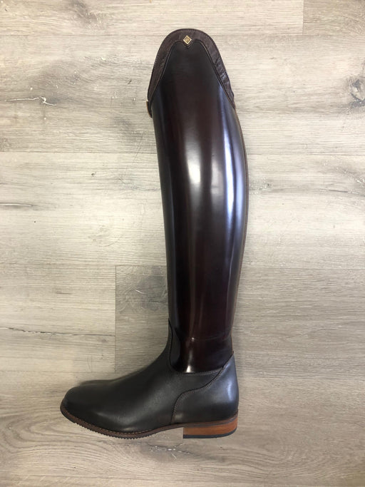 DeNiro Dressage Boot Rondine top brown