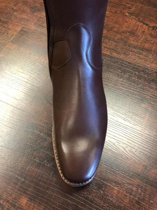 Deniro Tiziano custom tall Dressage boot