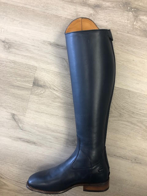 DeNiro Tall boot navy on sale in stock