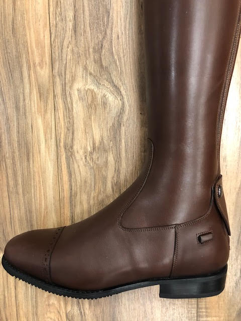 Deniro custom boot brown