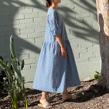 Load image into Gallery viewer, Summer May Dress 2021_Blue