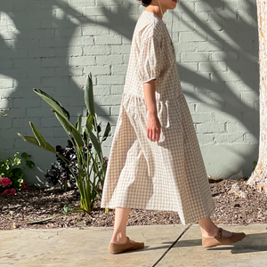 Summer May Dress 2021_Beige
