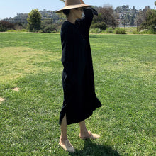 Load image into Gallery viewer, California Dress_Black