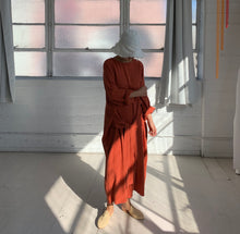 Load image into Gallery viewer, April Dress_Brick