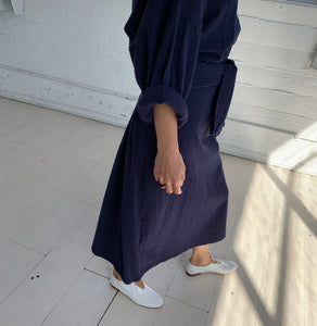 April Dress_Navy