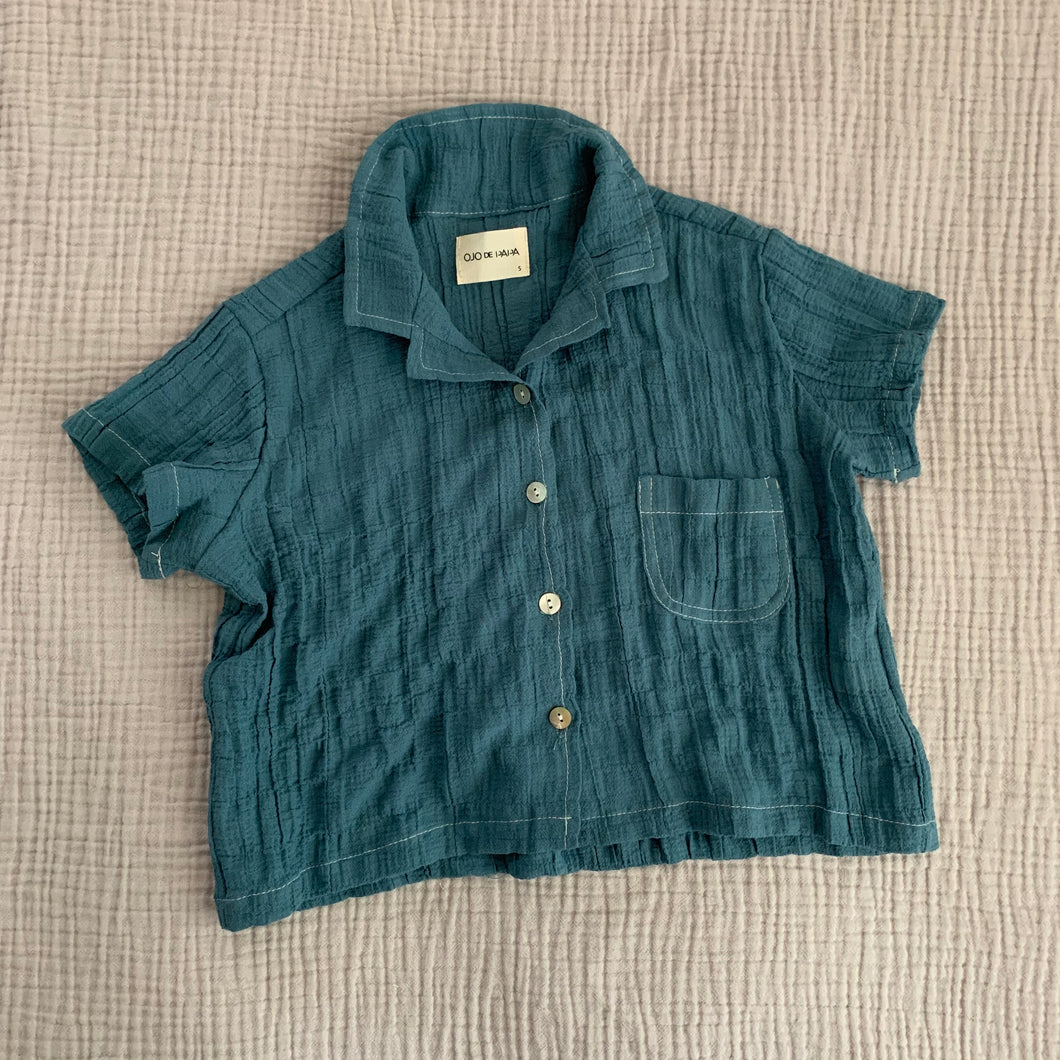 Natural Shirts_Blue