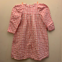 Load image into Gallery viewer, Pink Gingham Dress