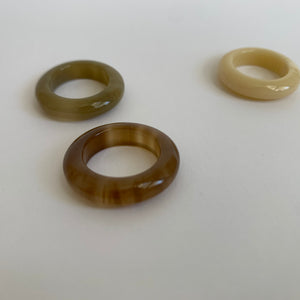 Easy Ring_Cream