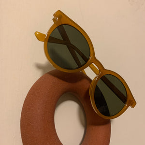 California Sunglass_Dark Pumpkin