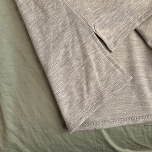 September Tee_Heather Gray