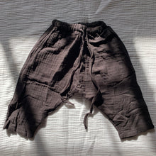 Load image into Gallery viewer, Triple Gauze Pants_Charcoal