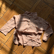 Load image into Gallery viewer, Checkered Shirts_Light Brown