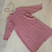Load image into Gallery viewer, October Dress_Dusty Pink