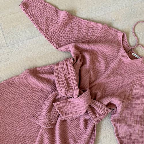 October Dress_Dusty Pink