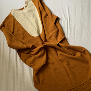PRE-ORDER_November Maxi Dress_Caramel