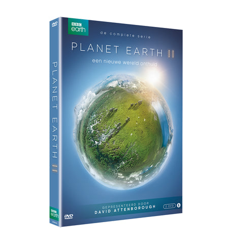 DVD Planet Earth II