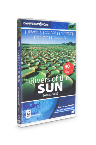 DVD Rivers of the sun