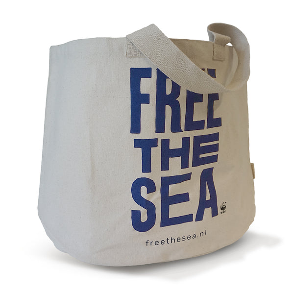 Strandtas Free the Sea