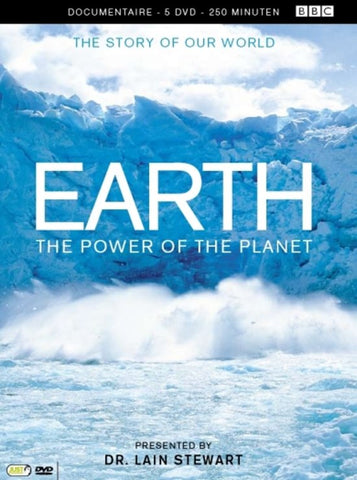 DVD Earth: Power of the planet