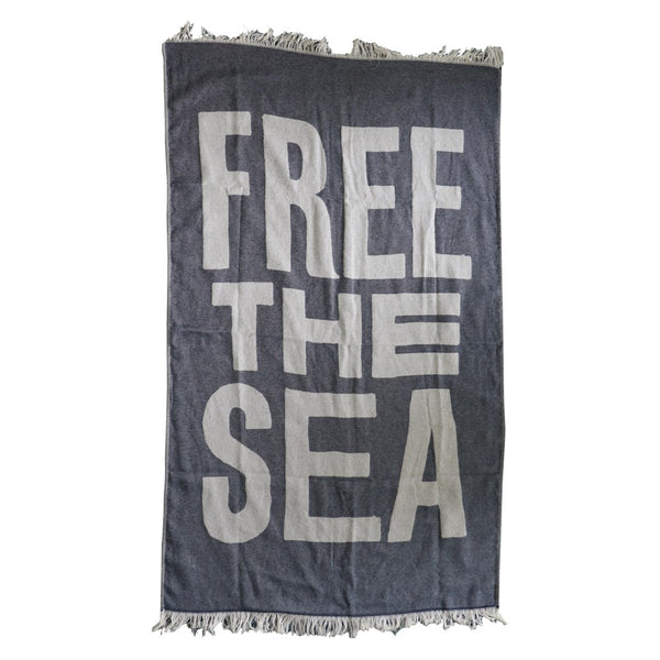 Hamamdoek Free the Sea