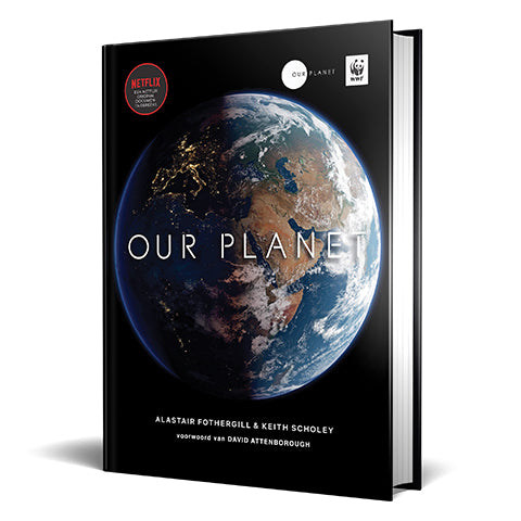 WWF-boek Our Planet