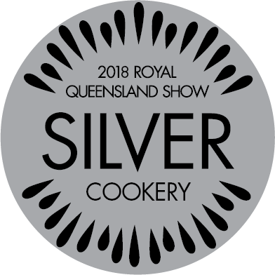 2018 silver at the Queensland Royal Show