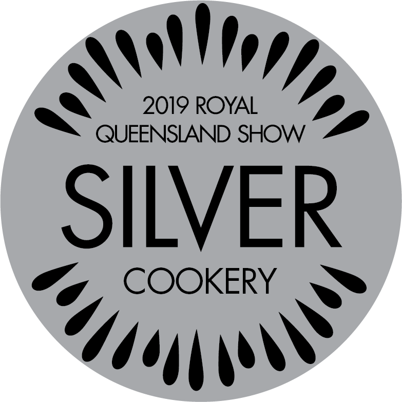 2019 silver at the Queensland Royal Show