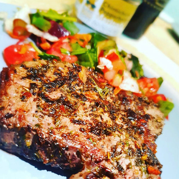 Chimichurri Pepperberry Marinated Fillet