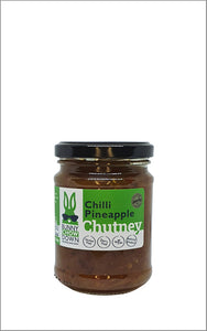 Bunny Chow Down Chilli Pineapple Chutney