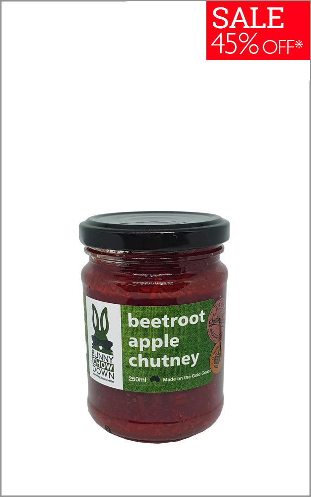 SALE Beetroot Apple Chutney