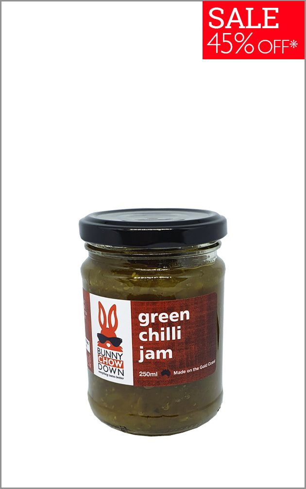 SALE Green Chilli Jam