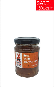 SALE Lime Chilli Marmalade